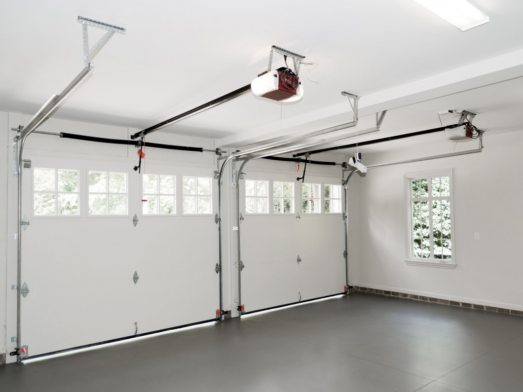 The benefits of getting a new garage door